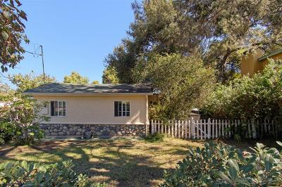 Single Family Home For Sale: 8271 Sunset Rd