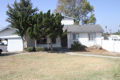 San Diego Single Family Home For Sale: 5410 Cervantes Ave