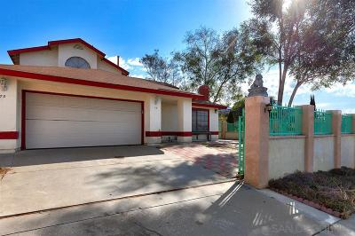 San Diego Single Family Home For Sale: 79 Deep Dell Rd