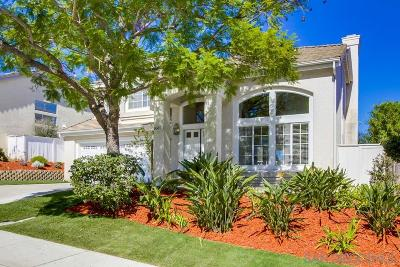 San Diego CA Single Family Home For Sale: $789,000