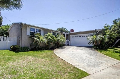 San Diego Single Family Home For Sale: 1312 Minden Dr