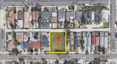 San Diego Residential Lots & Land For Sale: 4142-52 Nordica Avenue #35-38