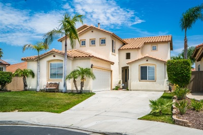 Otay Ranch Single Family Home For Sale: 2007 Pinion Hills Rd.