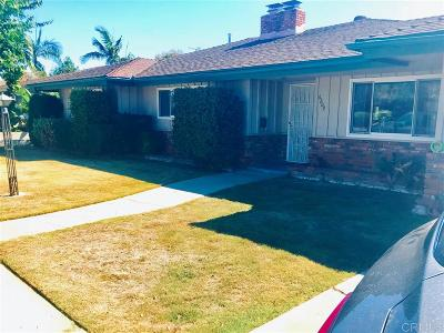 San Diego CA Single Family Home For Sale: $705,000