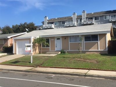 San Diego County Single Family Home For Sale: 13311 Carriage Road