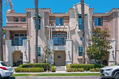 San Diego Townhouse Sold: 2248 Cushing Rd #138