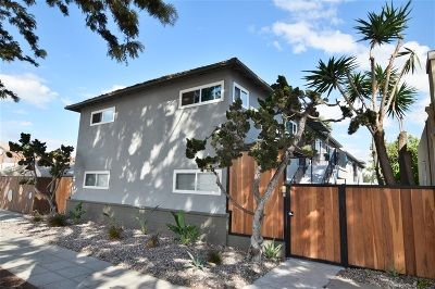 San Diego Multi Family 5+ For Sale: 4109 Park Blvd