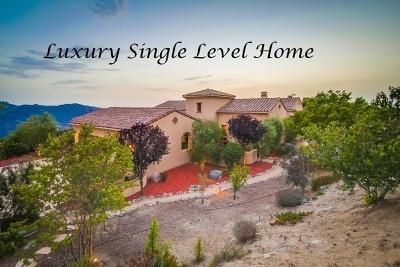 Single Family Home For Sale: 29444 Welk Highland