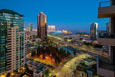 San Diego Attached For Sale: 550 Front Street #1603