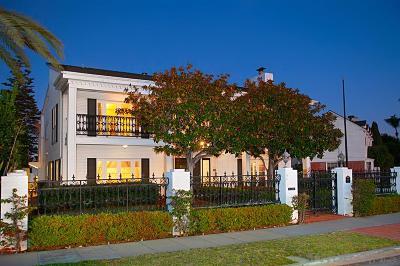 Coronado Single Family Home For Sale: 1700 Monterey Ave
