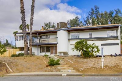 Single Family Home For Sale: 118 Alta Mesa Dr