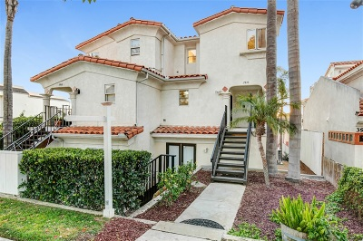 San Diego Townhouse For Sale: 3970 Haines St
