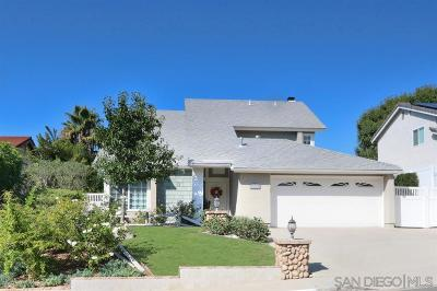 Single Family Home For Sale: 12852 War Horse Street