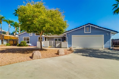 Bonita Single Family Home For Sale: 3603 Hazelhurst Place