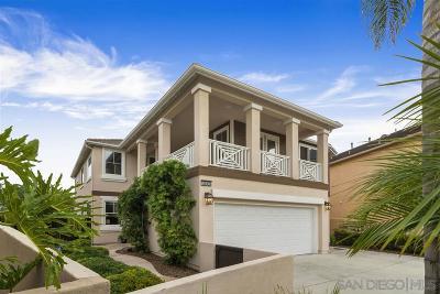 San Diego Single Family Home For Sale: 10509 Corte Jardin Del Mar