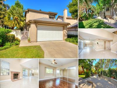 Oceanside Single Family Home For Sale: 4126 Esperanza Way