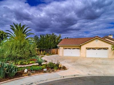 Single Family Home For Sale: 2305 Harvest Vista Ln