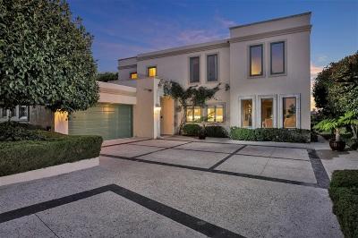 La Jolla, University City Single Family Home For Sale: 7480 Country Club Drive