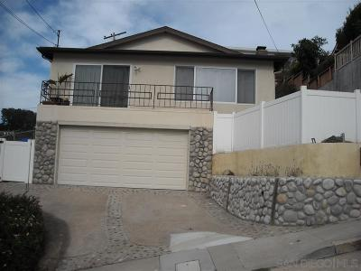 San Diego Single Family Home For Sale: 1848 Titus St.