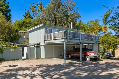 Solana Beach Multi Family 2-4 For Sale: 855 & 857 Stevens Avenue