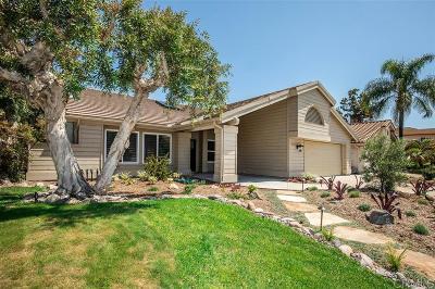 Rancho Santa Fe Single Family Home Pending: 3806 Avenida Feliz