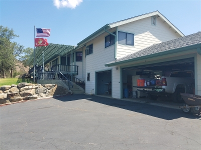 Riverside County, San Diego County Single Family Home For Sale: 12345 Quail Rd.