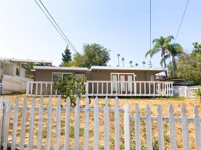 Vista Single Family Home For Sale: 227 Hillside Terrace