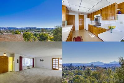 Escondido Single Family Home For Sale: 975 W 2nd Ave