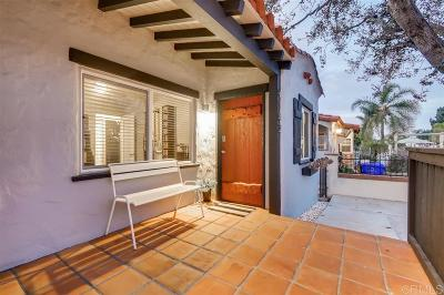 San Diego Single Family Home Sold: 4182 48th Street