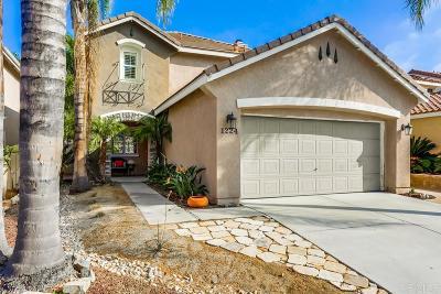 San Marcos Single Family Home Sold: 1224 Avenida Amistad