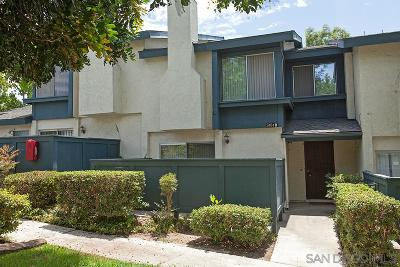 San Diego Townhouse For Sale: 5404 Olive St