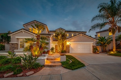 Single Family Home For Sale: 11627 Winding Ridge Dr