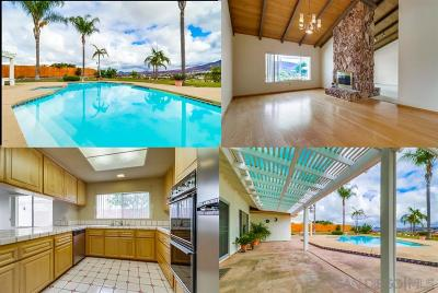 Bonita Single Family Home For Sale: 3937 Country Trail