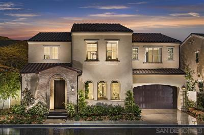 San Marcos Single Family Home For Sale: 200 Lapis Way