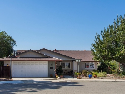 Fallbrook Single Family Home For Sale: 2615 Buenos Tiempos