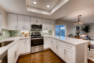 Carlsbad Attached For Sale: 6571 Paseo Del Norte #F