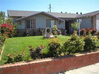 Riverside County Single Family Home For Sale: 1035 Aquamarine Ln