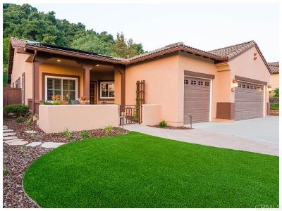 Escondido Single Family Home Sold: 3144 Willow Tree Ln