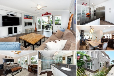 Single Family Home For Sale: 2014 Montgomery Ave