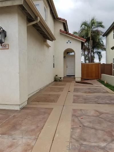 Rancho Del Rey Single Family Home For Sale: 556 Vista Miranda