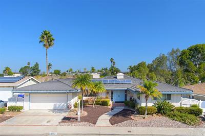 Del Cerro, Del Cerro Heights, Del Cerro Highlands, Del Cerro Terrace Single Family Home For Sale: 5750 Del Cerro Blvd