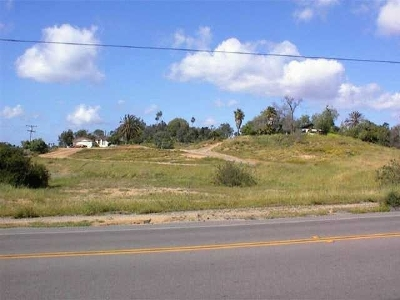 San Diego County Residential Lots & Land For Sale: 1800 Monte Vista Dr #1