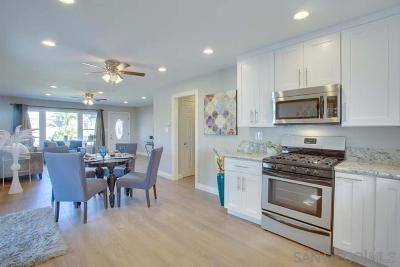 Oceanside Single Family Home For Sale: 2637 Lancelot Dr