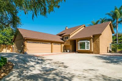 San Marcos Single Family Home For Sale: 845 Mulberry Dr