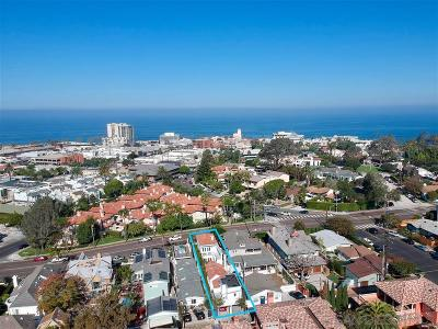 La Jolla Single Family Home For Sale: 1253 Torrey Pines Rd