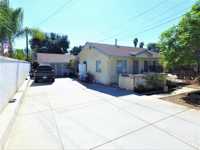 Multi Family 2-4 For Sale: 251 W Lincoln Ave