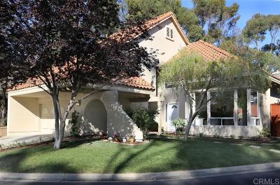 Carlsbad Single Family Home For Sale: 2708 Grove Ave