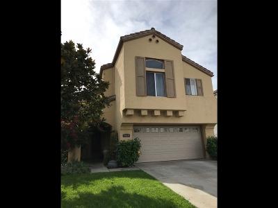 Oceanside Single Family Home For Sale: 3629 Via Alicia