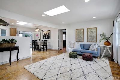 Oceanside Single Family Home For Sale: 4155 Thomas St