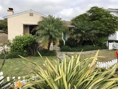 La Jolla Single Family Home Sold: 5741 La Jolla Hermosa